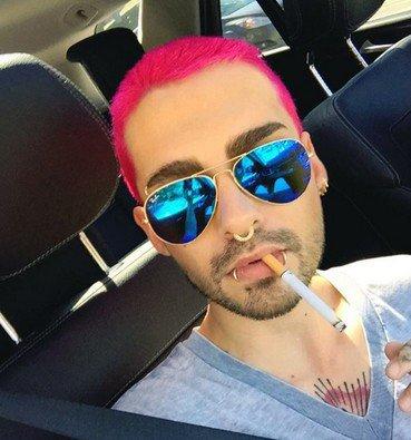 Instagram Bill Kaulitz - 21.08.2016