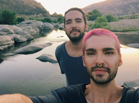Instagram Bill Kaulitz - 03.09.2016