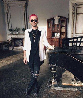 Instagram Bill Kaulitz - 01/02.10.2016