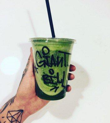 Instagram Bill Kaulitz - 14/15.11.2016