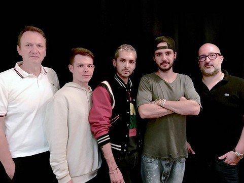 Article Mediabiz – Les Tokio Hotel signent chez Starwatch