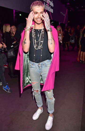 Article Klatsch-Tratsch – Tokio Hotel : Bill et Tom Kaulitz à Berlin