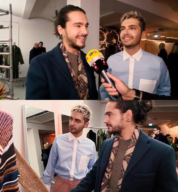 Article VIP – Tom et Bill Kaulitz de Tokio Hotel: après un temps, ils n'ont plus supporté l'agitation