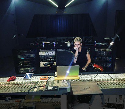 Instagram Tokio Hotel - 05.01.2017