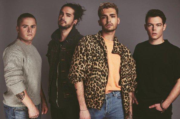 Instagram Tokio Hotel - 12.02.2017