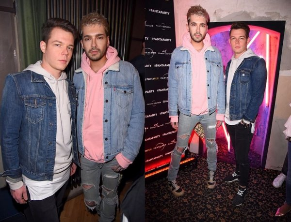 Bill & Georg @ Pantaflix Party - The 67th Berlinale International Film Festival - (13.02.2017)