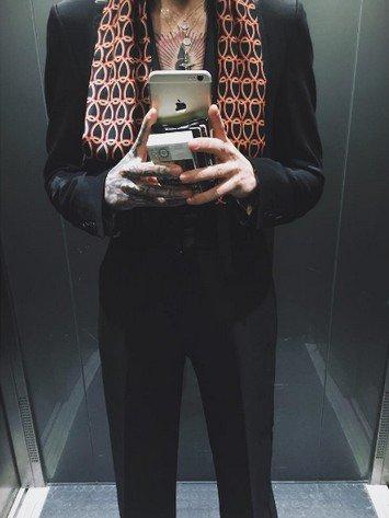 Instagram Bill Kaulitz - 15/16.02.2017