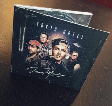 Instagram Tokio Hotel - 23.02.2017