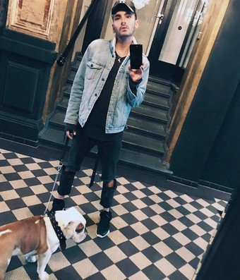 Instagram Bill Kaulitz - 01/02.03.2017