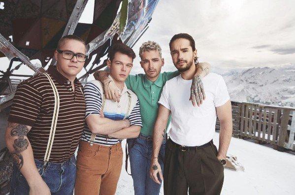 Instagram Tokio Hotel - 02.03.2017