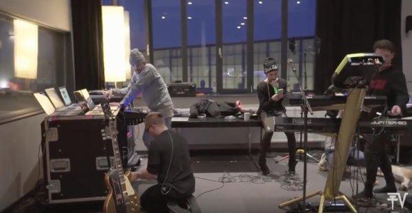 Tokio Hotel TV 2017 - Episode 3 – Salami hongrois
