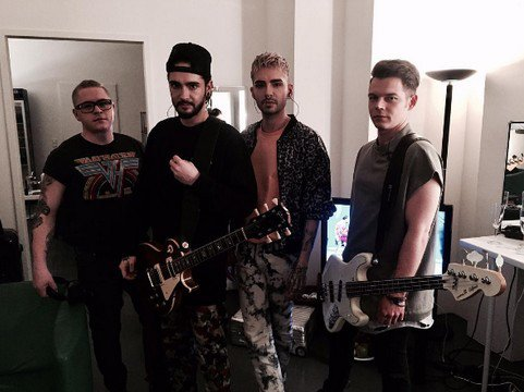 Instagram Tokio Hotel - 11.03.2017