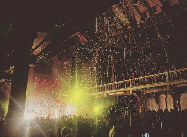 Instagram Tokio Hotel - 20.03.2017