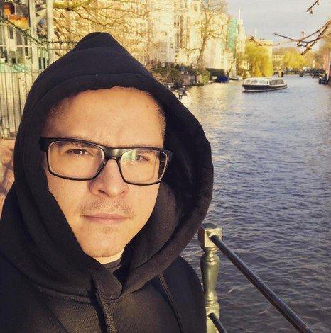 Instagram Gustav Schäfer - 20.03.2017