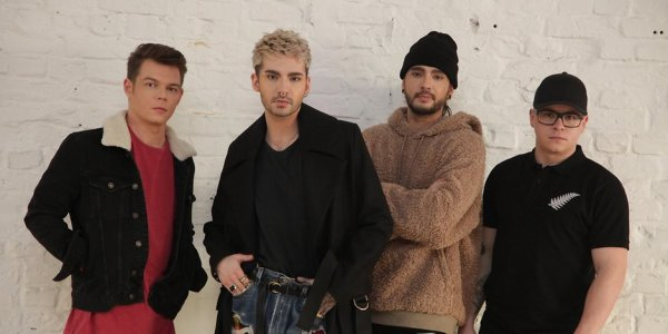 BILD – Discussion avec Bill, Tom et Georg de Tokio Hotel, avant leur concert à Berlin. Après la mousson, une accalmie?