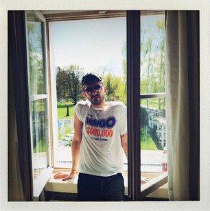 Instagram Bill Kaulitz - 16/17.04.2017