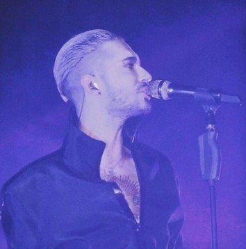 Instagram Tokio Hotel 17.04.2017