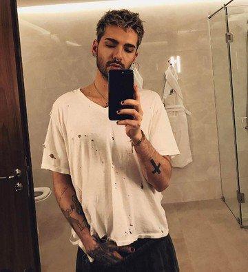 Instagram Bill Kaulitz - 18.04.2017