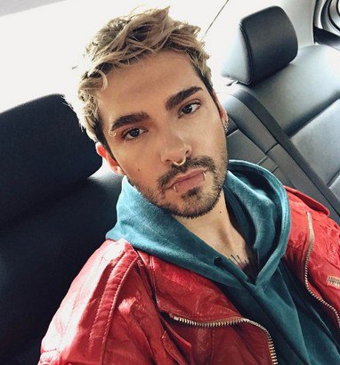 Instagram Bill Kaulitz - 20/22.05.2017