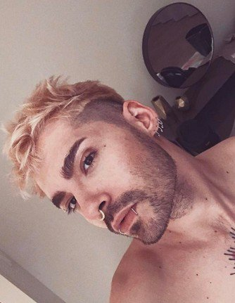 Instagram Bill Kaulitz - 25.05.2017