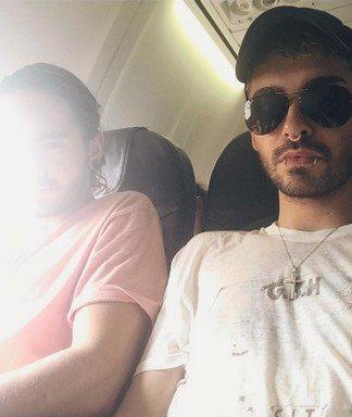 Instagram Bill Kaulitz - 29/31.05.2017