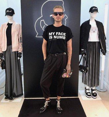 Instagram Bill Kaulitz - 23/24.06.2017
