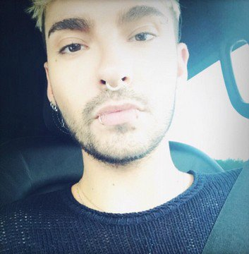 Instagram Bill Kaulitz - 10/11.07.2017