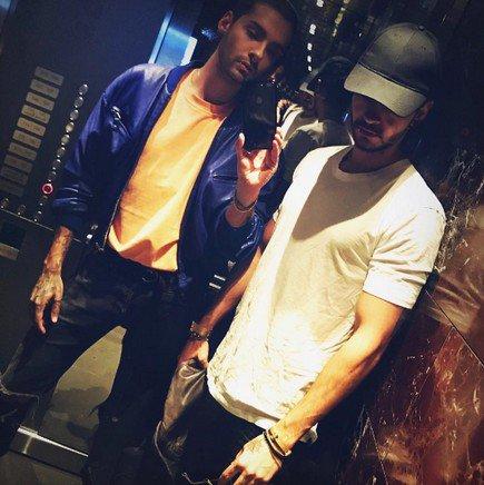 Instagram Bill Kaulitz - 12/13/14.07.2017