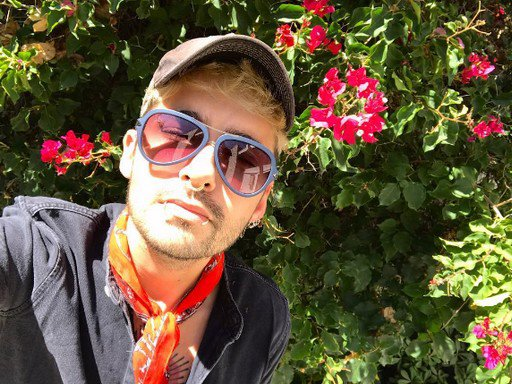Instagram Bill Kaulitz - 25.07.2017