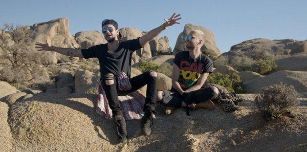 Article EventBrite – 5 octobre – Tokio Hotel, «Hinter die Welt» [Derrière le monde] au Festival du Film de Cologne