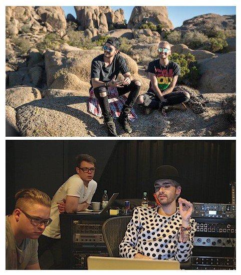 Article NewDocs – Tokio Hotel, Derrière le Monde (Hinter die Welt)