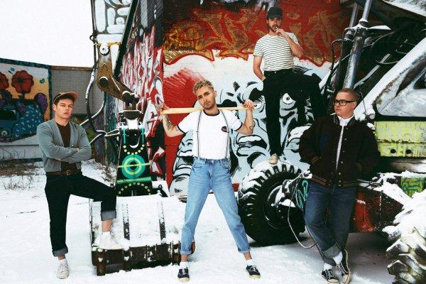 Article Amy&Pink – Nous avons discuté de drogue, sexe et musique allemande avec Tokio Hotel