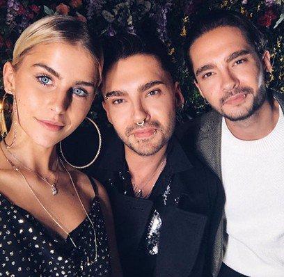 Instagram Bill Kaulitz - 17/18.10.2017