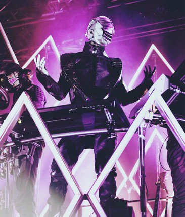 Instagram Bill Kaulitz - 23.10.2017