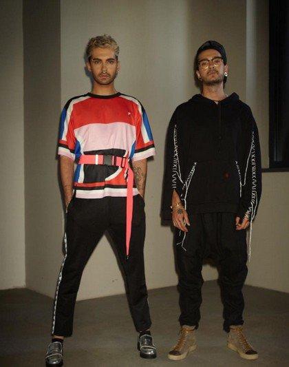Instagram Tokio Hotel - 29.10.2017
