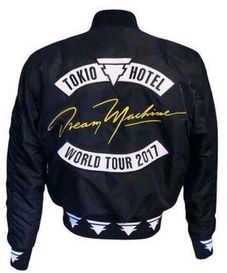 Instagram Tokio Hotel - 03/.04.11.2017