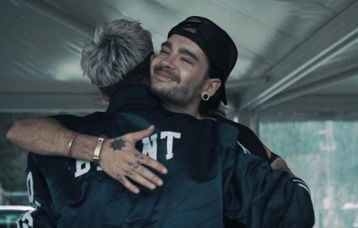 Instagram Tokio Hotel - 06/07/08.11.2017