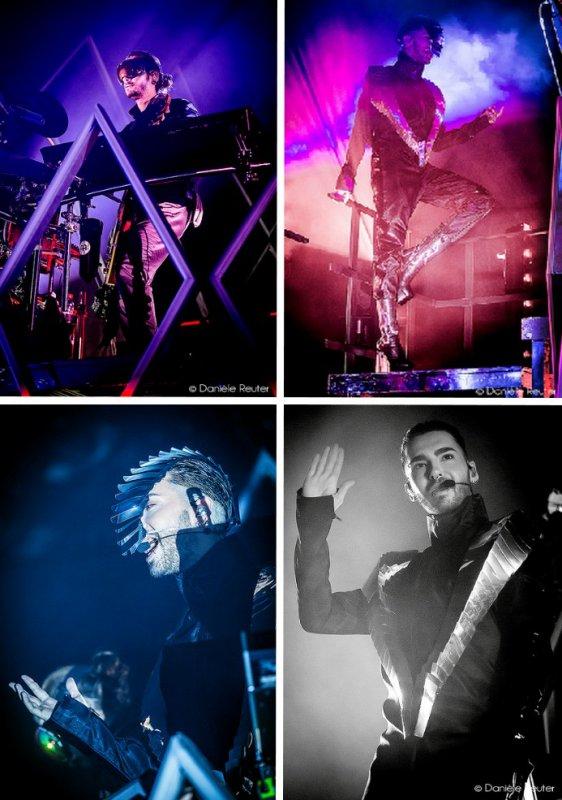 Concert au Luxembourg (05.11.2017) - Photos Danièle Reuter