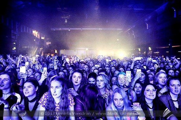 Concert d'Oberhausen (Allemagne) - Photos Daniela Vorndran - 04.11.2017