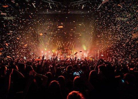 Instagram Tokio Hotel - 10/11.11.2017