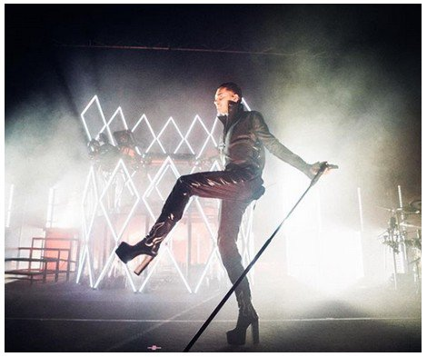 Instagram Bill Kaulitz - 12.11.2017