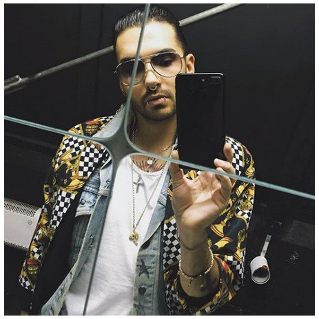 Instagram Bill Kaulitz - 13.11.2017