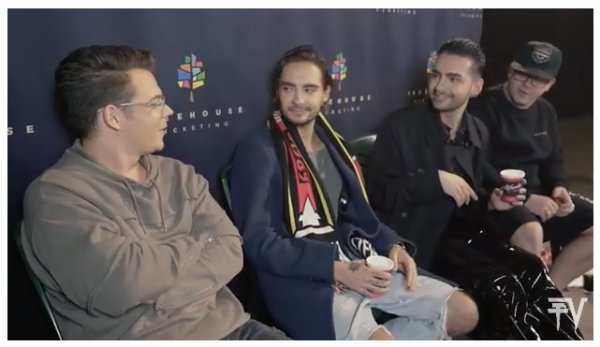 Tokio Hotel TV 2017 Episode 15 – Poker, Porno & Pizza