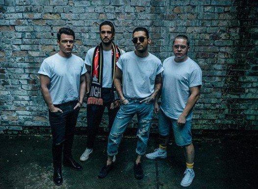 Instagram Tokio Hotel - 27/28.11.2017