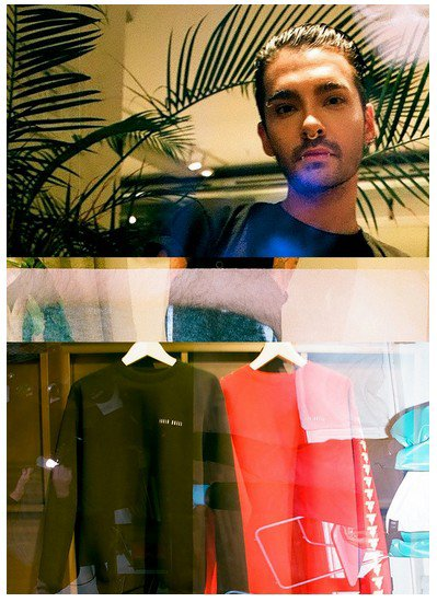Indie Mag – «Dans la mode, il n'y a pas de frontières» – Bill Kaulitz à propos de sa nouvelle collection