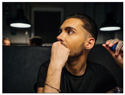 Instagram Bill Kaulitz - 28/29/30.12.2017