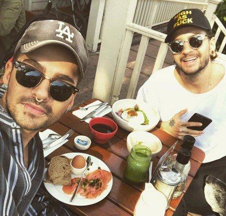 Instagram Bill Kaulitz - 20/21/22/23.01.2018