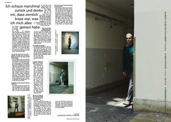 Photoshoot pour le magazine Musik Express (Berlin, 19.06.2017)