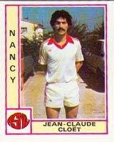 JEAN-CLAUDE CLOET