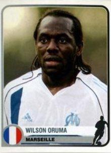 WILSON ORUMA